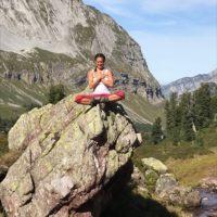 Yoga und Sinnesmassage